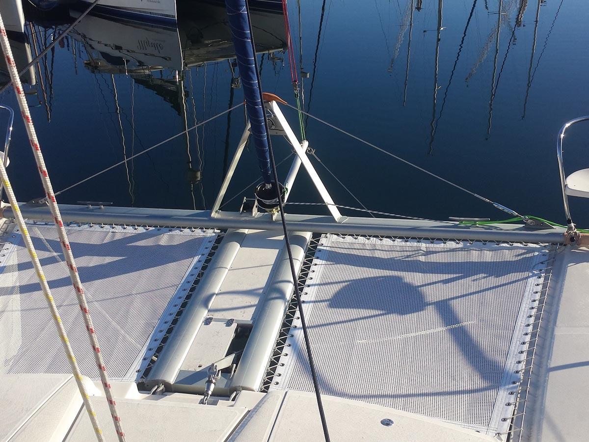 Sparcraft Masts Maverick 440